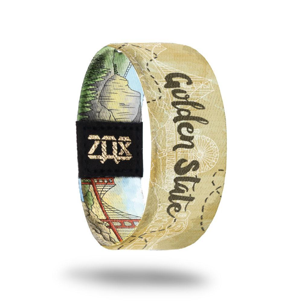 ZOX STRAP Golden State