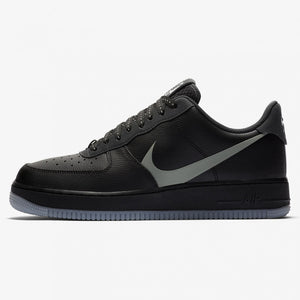 Men's Nike Air Force 1 '07 LV8 (Black/Anthracite/White/Silver Lilac)(CD0888-001)