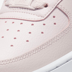 "Women's Nike Air Force 1 '07 Essential ""Pink Iridescent"" (Barely Rose/White)(CJ1646-600)"