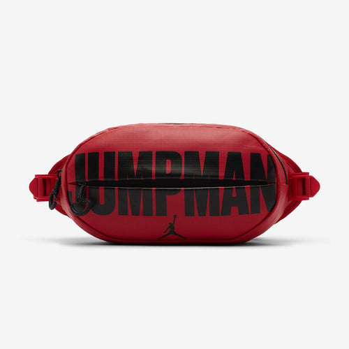 AIR JORDAN Ambassador Crossbody Bag (Gym Red)(9A0284-R78)