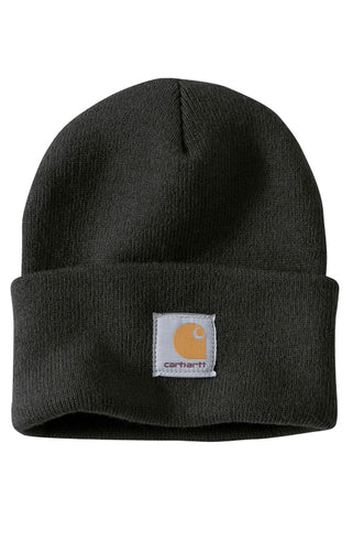(PRE ORDER) Carhartt A18 Acrylic Watch Hat (Black)(NO CASH ON DELIVERY - ALL ORDERS MUST BE PAID FULL IN ADVANCE)