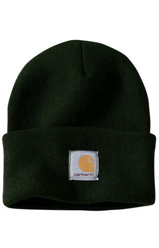 (PRE ORDER) Carhartt A18 Acrylic Watch Hat (Dark Green)(NO CASH ON DELIVERY - ALL ORDERS MUST BE PAID FULL IN ADVANCE)