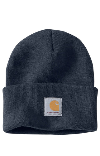 (PRE ORDER) Carhartt A18 Acrylic Watch Hat (Navy)(NO CASH ON DELIVERY - ALL ORDERS MUST BE PAID FULL IN ADVANCE)