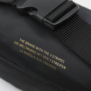 Adidas Originals Essential Waistbag (Black/Gold)(GF3200)
