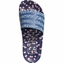 Women's Adilette Classic OUT LOUD! (Blue)(EE5055)