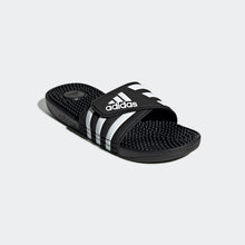Adidas Adissage Slides (Black)
