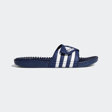 Adidas Adissage Slides (Dark Blue)
