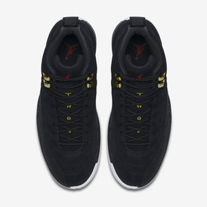 "Men's Air Jordan 12 Retro ""Reverse Taxi"" (130690-017)"