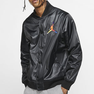 Men's Air Jordan DNA Satin Jacket (AV0112-010)