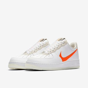 Women's Nike Air Force 1 LV8 (White/Summit/Total Orange)(CD7409-100)