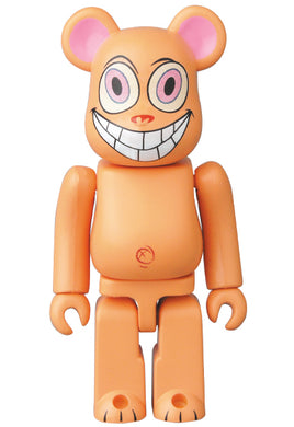 100% BE@RBRICK REN FROM REN & STIMPY (Series 34)