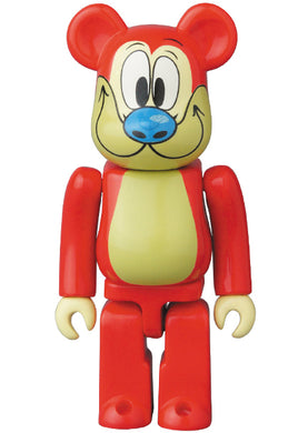 100% BE@RBRICK Stimpy from Ren & Stimpy (Series 34)