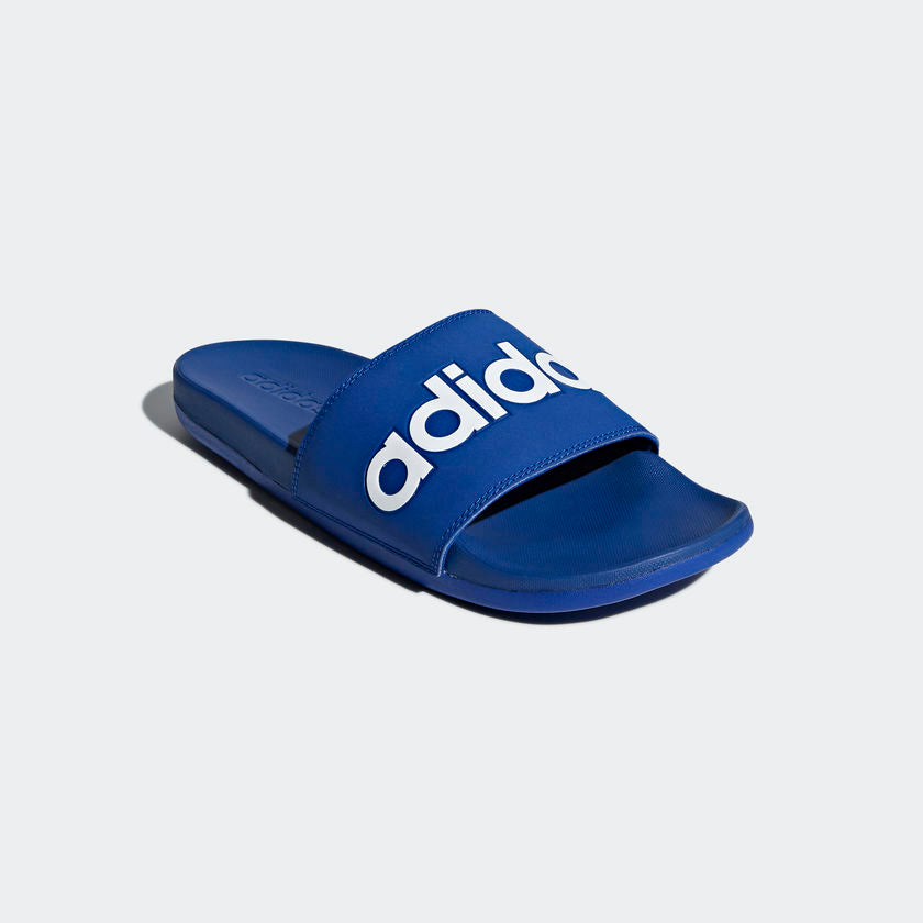 Adilette Comfort Slides Name (Blue)