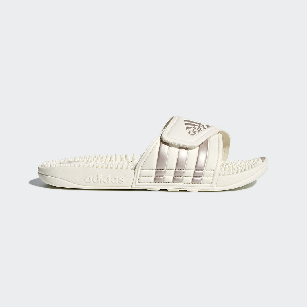 Adidas Adissage Slides (Cloud White)