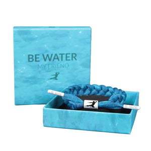 Rastaclat Bruce Lee BE WATER