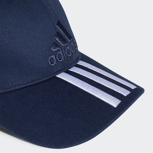 ADIDAS Six-Panel Classic 3-Stripes Cap (Navy)