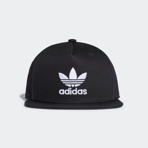 ADIDAS Trefoil Snap-back Cap (Black)