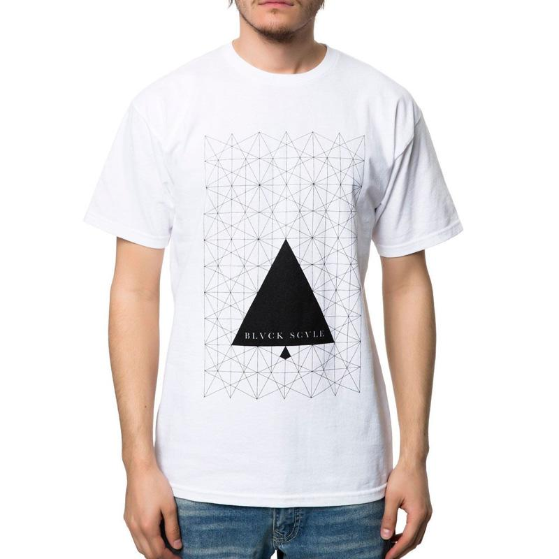 BLACK SCALE - Star Angle (White)