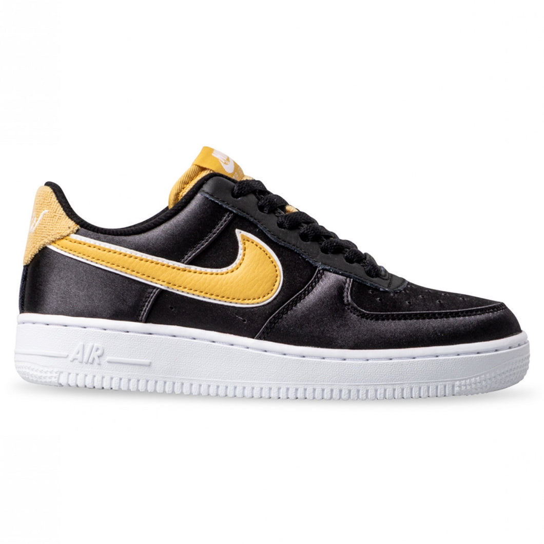 Women's Nike Air Force 1 '07 SE (Black / Wheat Gold)