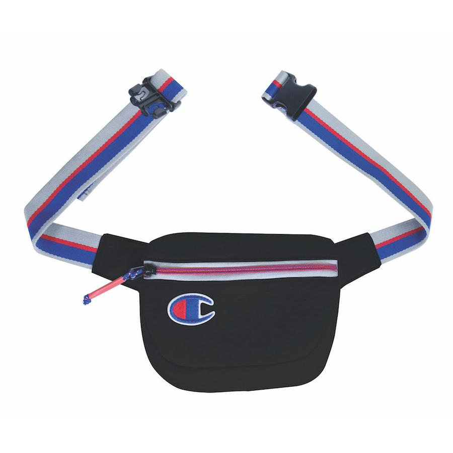 Champion Attribute Sling Bag (Black) (Unisex)