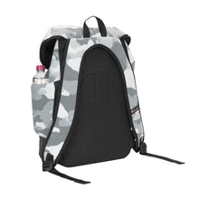 Champion Prime Heather Top Load Backpack (Camo Grey)