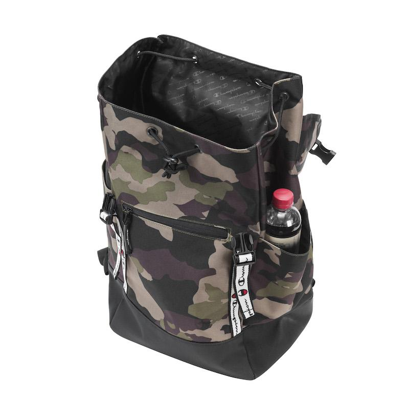 99e2af95ae7a Champion Prime Heather Top Load Backpack (Camo Green) – Trilogy Merch PH