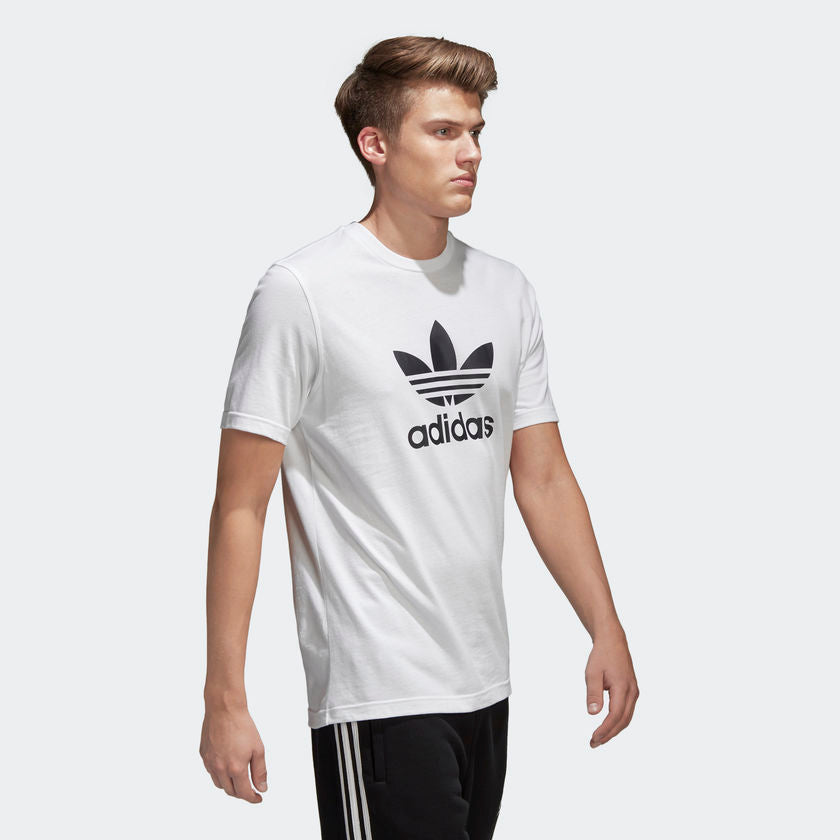 classic fit release date new cheap ADIDAS Trefoil Tee (White) – Trilogy Merch PH