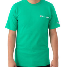 Champion Embroidered Heritage Small Script Tee (Kelly Green)(onhand)