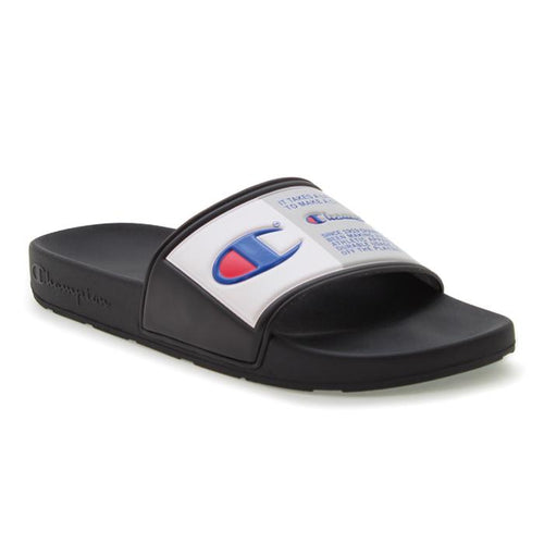 Champion IPO Jock Slides (Black)(onhand)