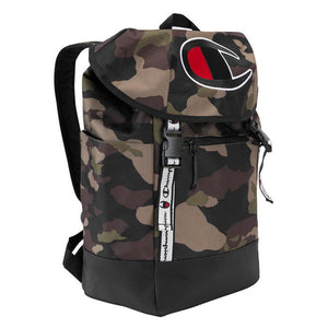 Champion Prime Top Load Bag (Brown Camouflage)