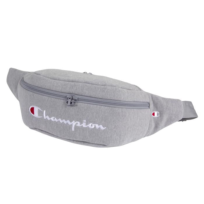 Champion Reverse Weave Waist Bag Fanny Pack (Grey)