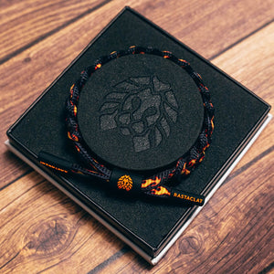 Rastaclat Classic Flames with Box