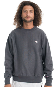Champion Reverse Weave Crewneck (Granite Heather)(onhand)(american size)