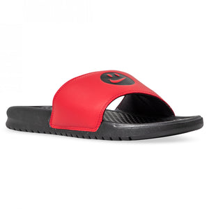Nike Benassi JDI Have a Nike Day Smiley (Red)
