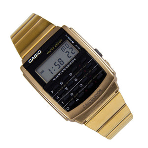 Casio Data Bank CA-506G-9A Gold