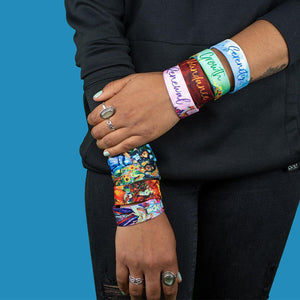 ZOX Straps Fairies 4-Pack with Artist Exclusive Envelope