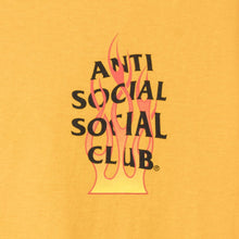 ASSC Firebird Long Sleeve Tee F/W 19 Drop (Yellow)
