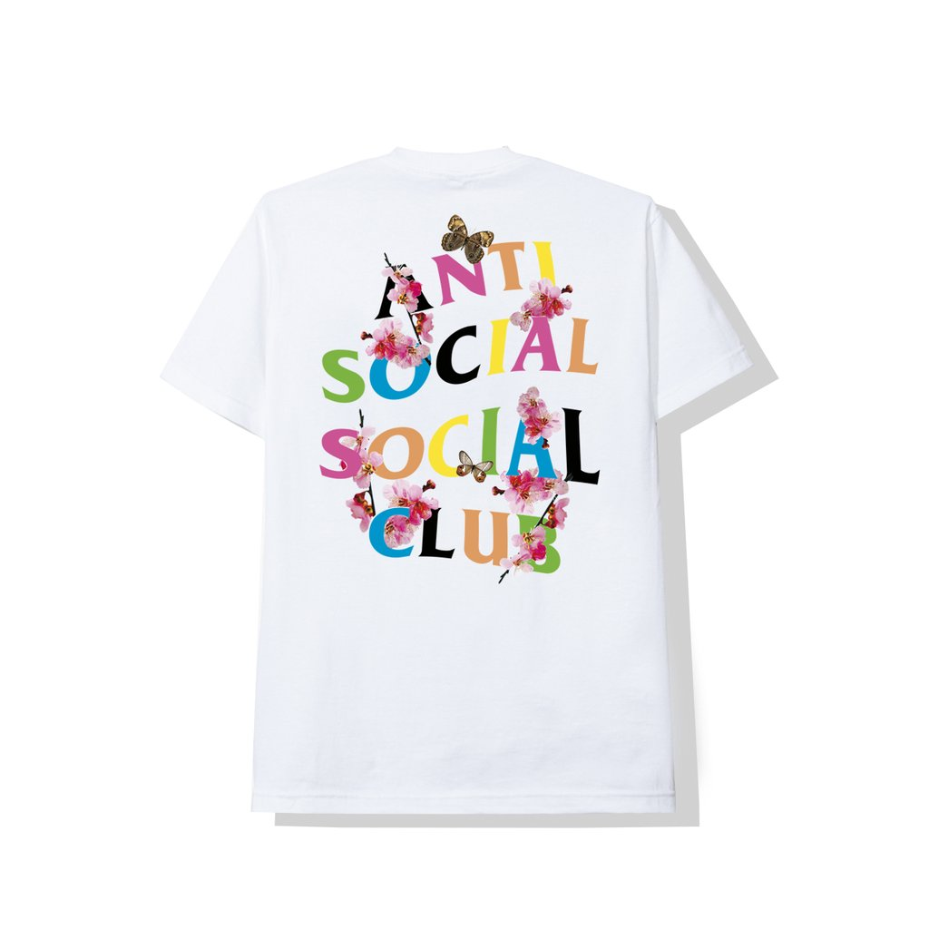 ASSC Frantic Tee F/W 19 Drop (White)