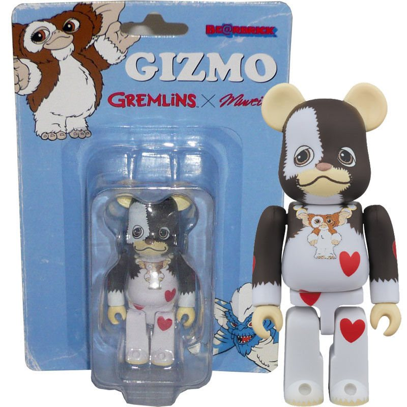 BE@RBRICK Gremlins x Muveil (Gizmo 100%)