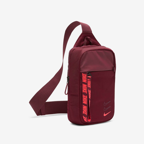 Nike Essentials Large Hip Pack (Night Maroon/Laser Crimson)(BA6144-681)