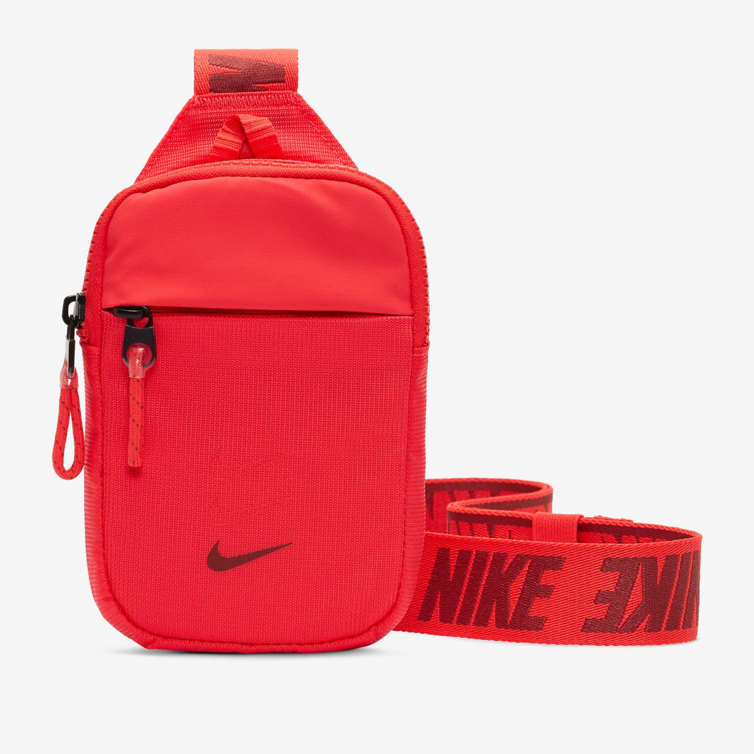 Nike Essentials Small Hip Pack (Laser Crimson/Cedar)(BA5904-644)