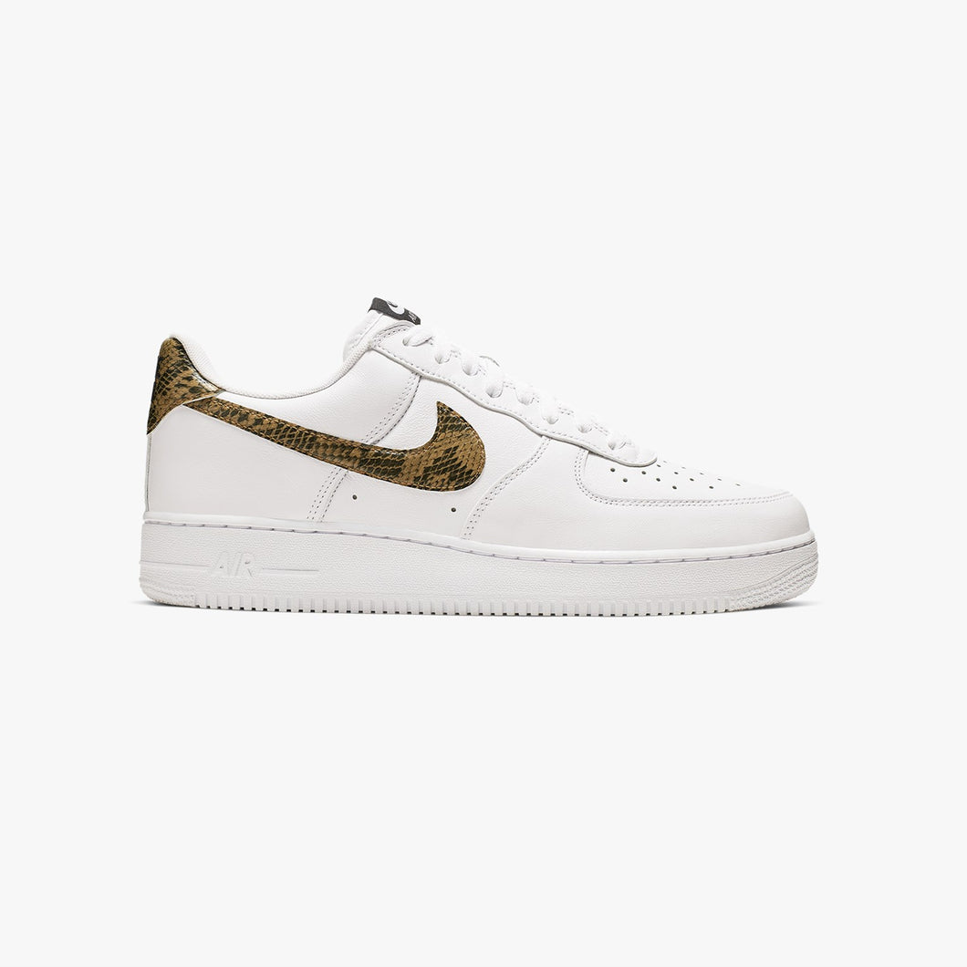 Nike Air Force 1 '96 (Python Snake) with socks