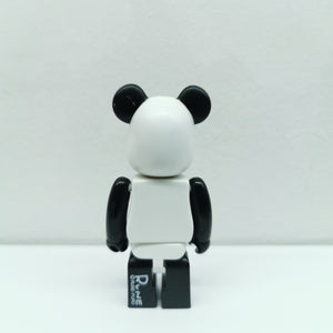 Bearbrick Kuishinbo Naito Rune Panda ANIMAL SERIES 23 | 100% | No box | Pre-owned (2011)