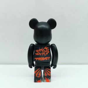 "Bearbrick ""Protect Yourself"" PATTERN THE PRODIGY SERIES 21 