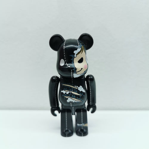 Bearbrick Kubism HORROR SERIES 10 | 100% | No box | Pre-owned (2005)