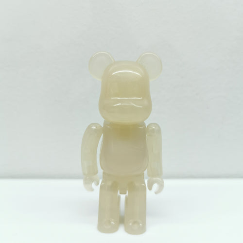 Bearbrick Lychee JELLYBEAN SERIES 9 | 100% | No box | Pre-owned (2004)