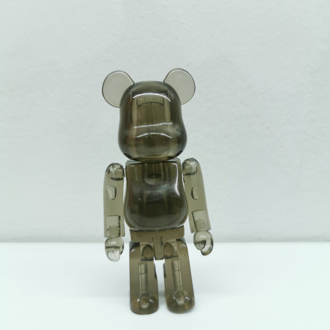 Bearbrick Smoke JELLYBEAN SERIES 10 | 100% | No box | Pre-owned (2005)