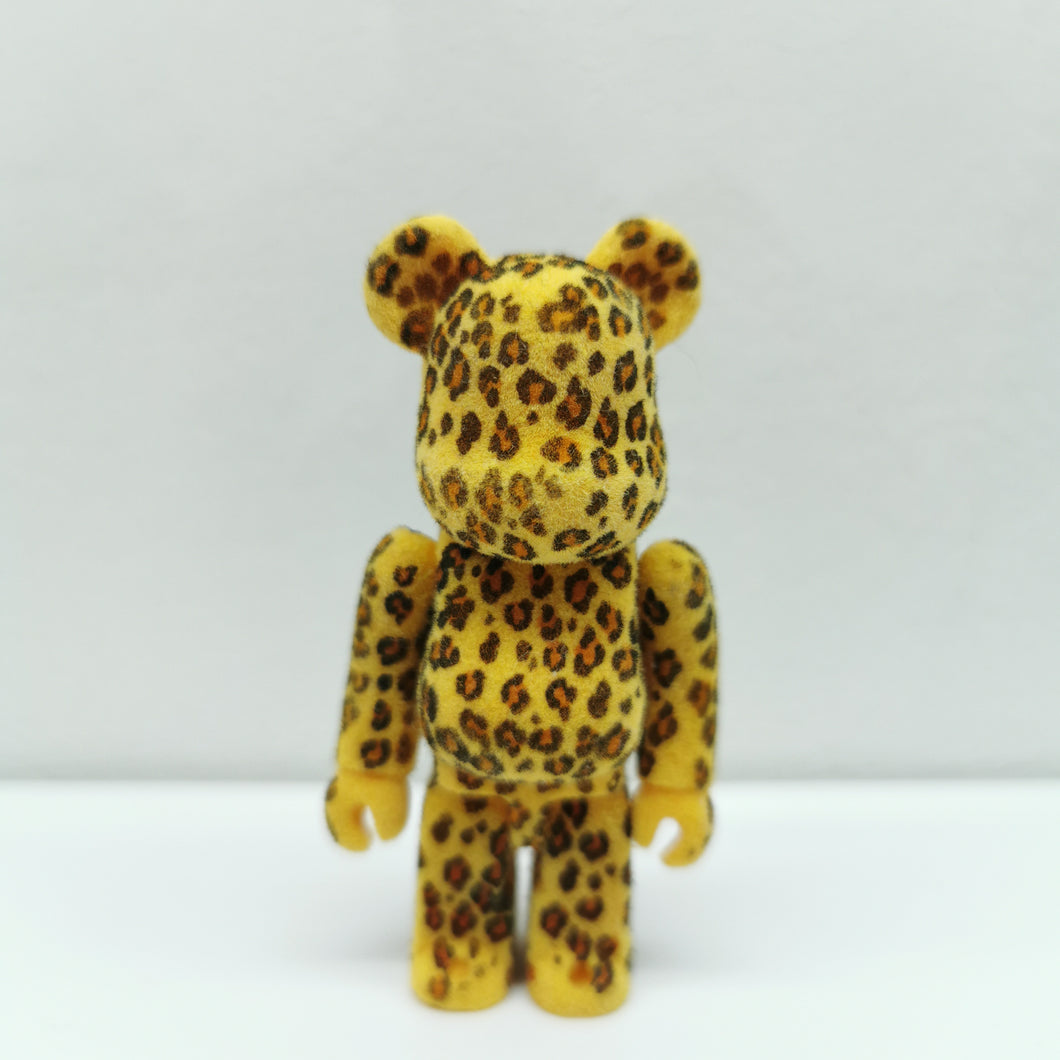 Bearbrick Leopard PATTERN SERIES 19 | 100% | No box | Pre-owned (2009)
