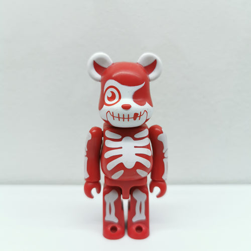 Bearbrick Balzac HORROR SERIES 7 | 100% | No box | Pre-owned (2003)