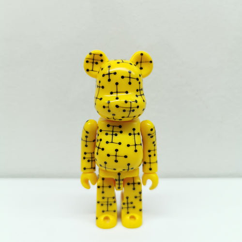 Bearbrick Eames Office PATTERN SERIES 9 | 100% | No box | Pre-owned (2004)